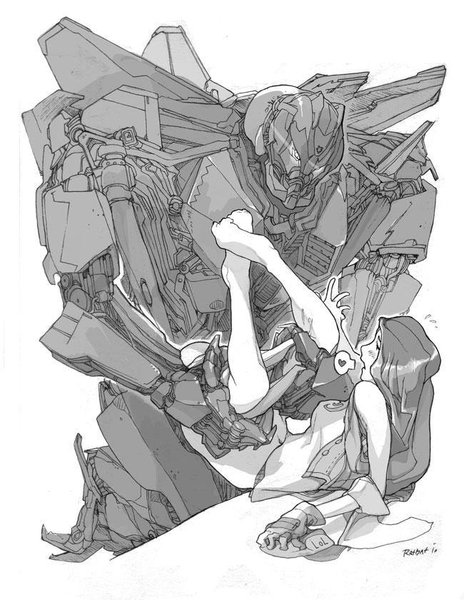 Dorrito luvs : Titan Atelier