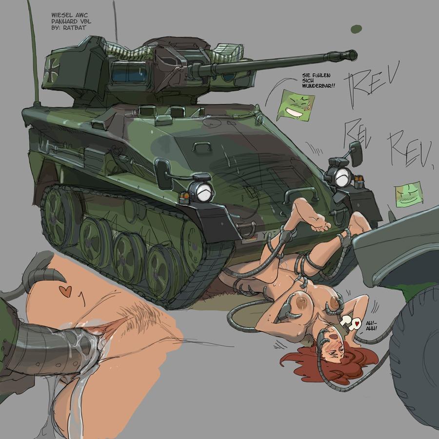 Porn Tank 119