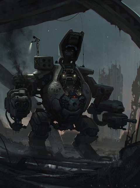 robot_by_saeedramez-d8t2yz7